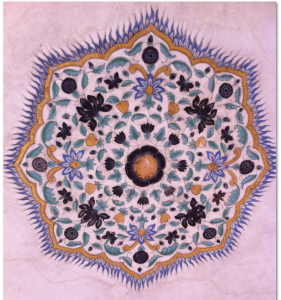 India tile